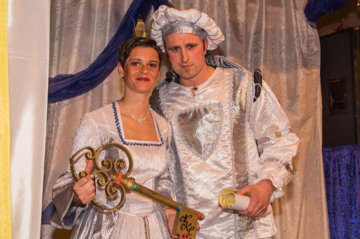 Unser Prinzenpaar der 51. Saison