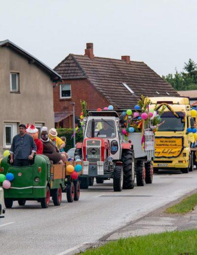 53. Saison des NKC 1960 e.V. (2018/2019) » Festumzug zur 800-Jahrfeier Neuburgs am 15.06.2019